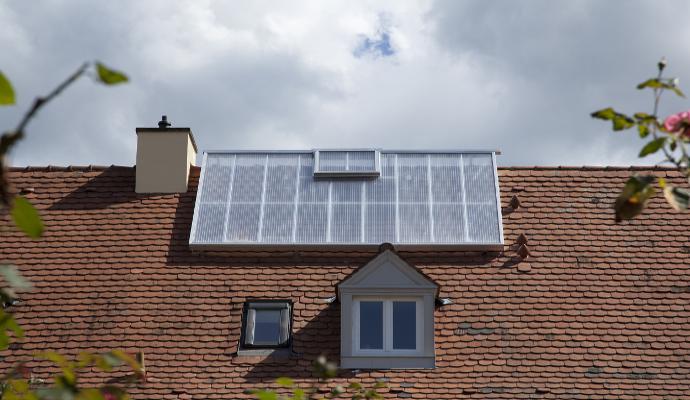 referenzhaus gartenstadt freiburg m2 architekturb ro. Black Bedroom Furniture Sets. Home Design Ideas